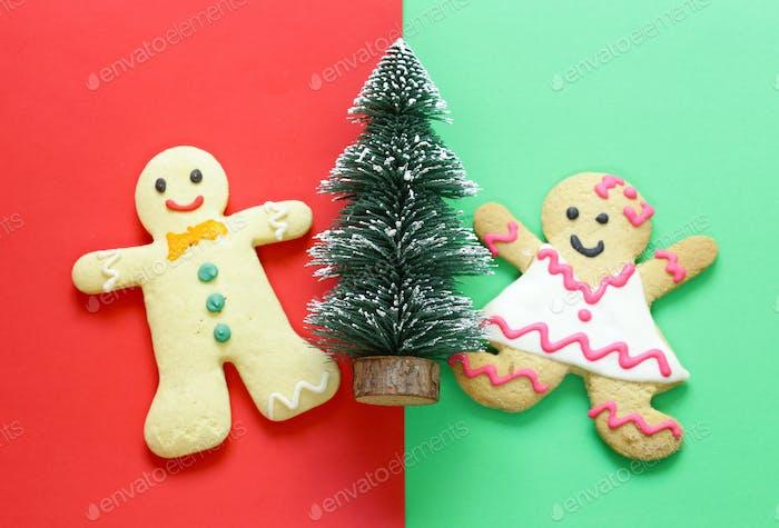 Lebkuchenweihnachten