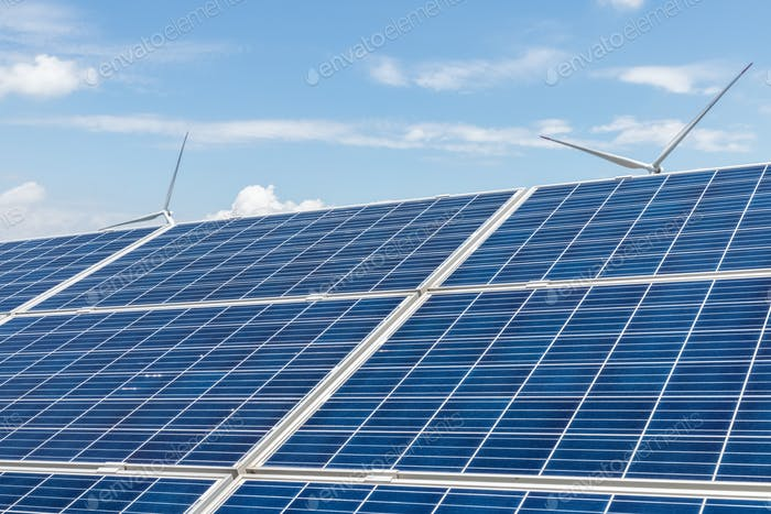 Saubere Energie Kolseup