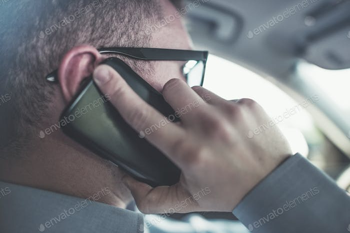 Phone Talking and Driving