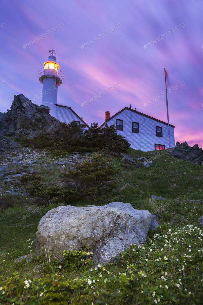 Lobster Cove Head Lighthouse, Terranova