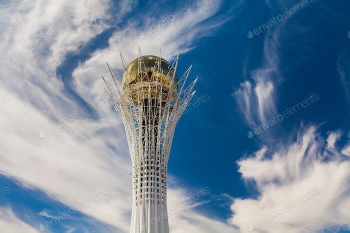 Bayterek Tower, Nurzhol Bulvar, Astana