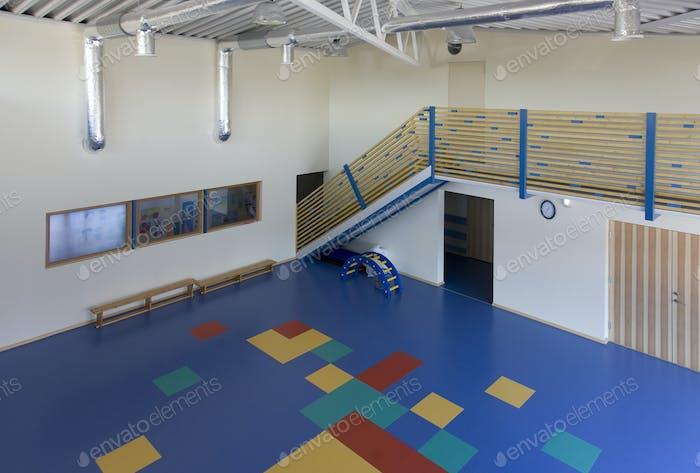 Primary School PE Building