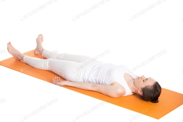 Yoga Leiche Pose