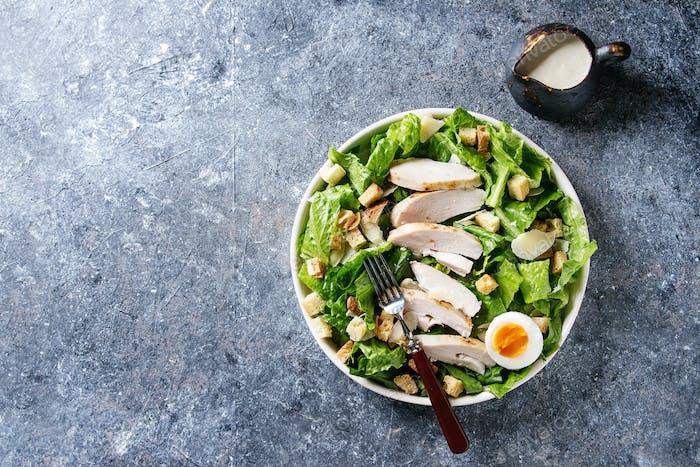 Thumbnail for Classic Caesar salad