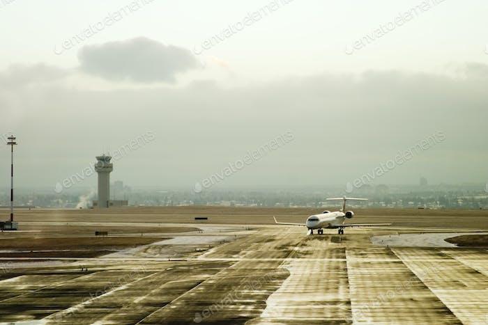 Actividad aeroportuaria