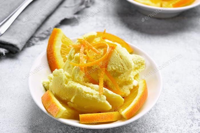 Orangeneis
