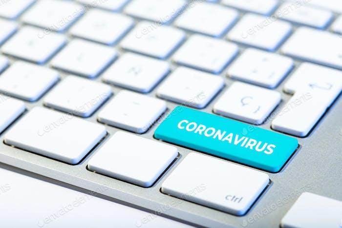 Coronavirus COVID-19 Ausbruchskonzept