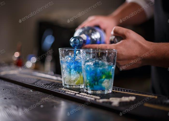 Barman Gießen Getränk