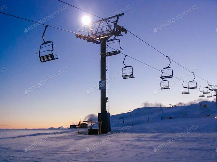 Mt Buller Wintersaison