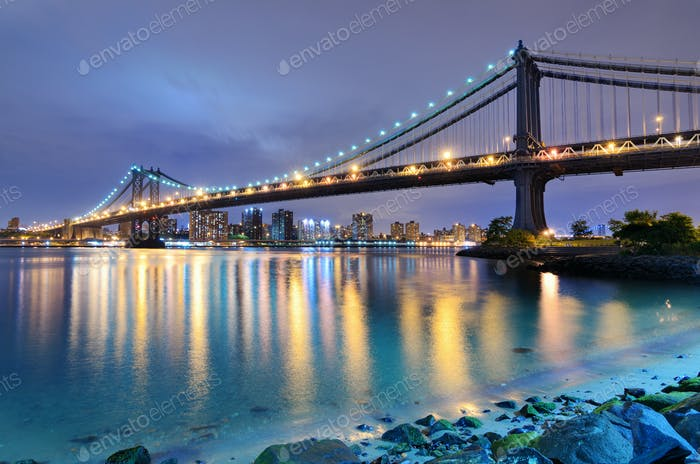 Manhattan Bridge Bridge