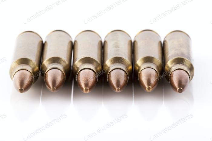 Six Bullets Front