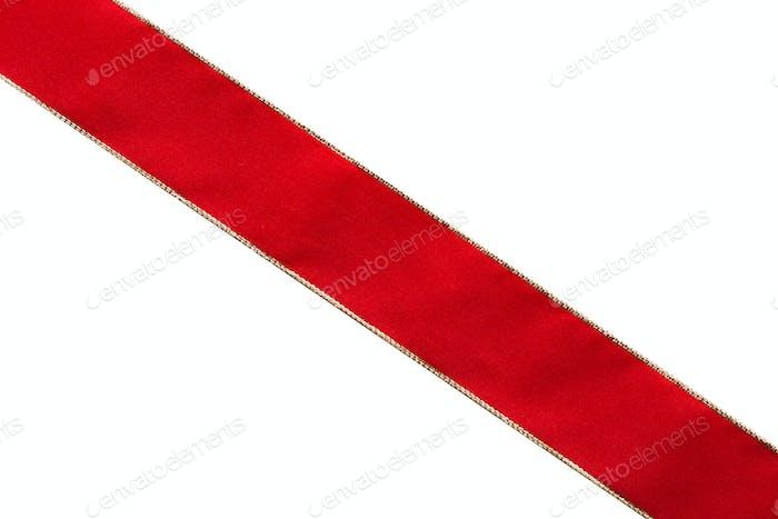 Rotes Band