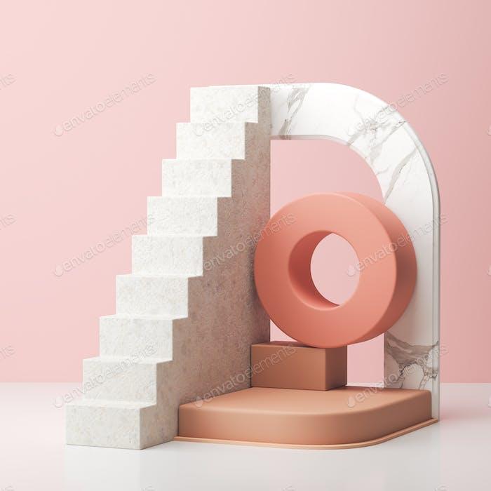 pastel minimal