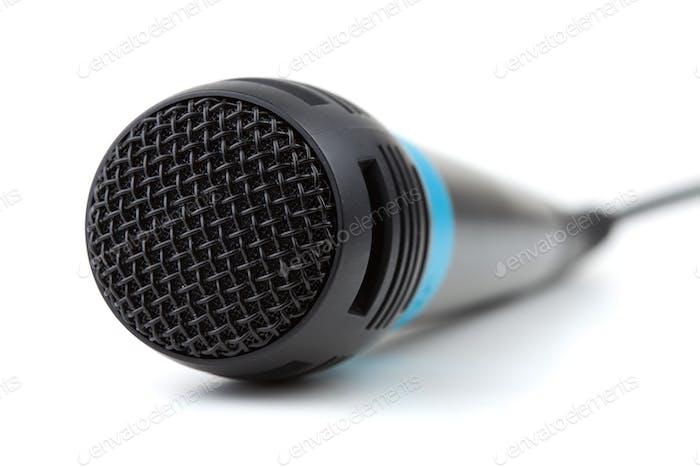 Микрофон с кабелем