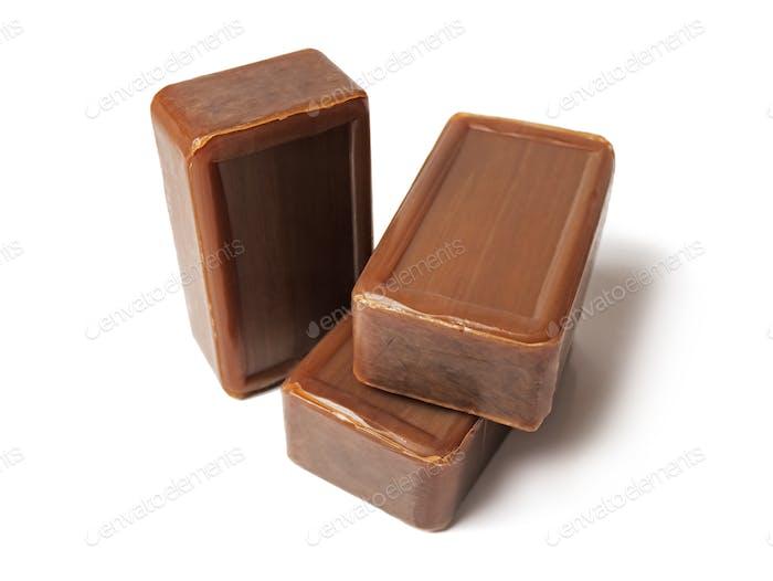 Tar soap