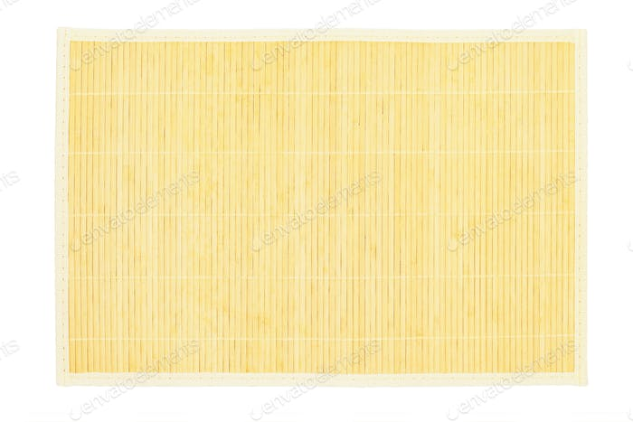 Bamboo Table Placemat