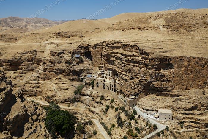 St. Geaorge Kloster Wüste