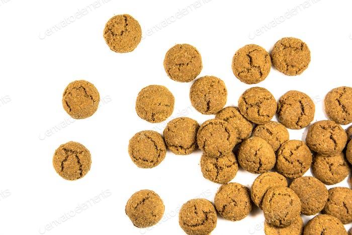 Big Throw of pepernoten cookies