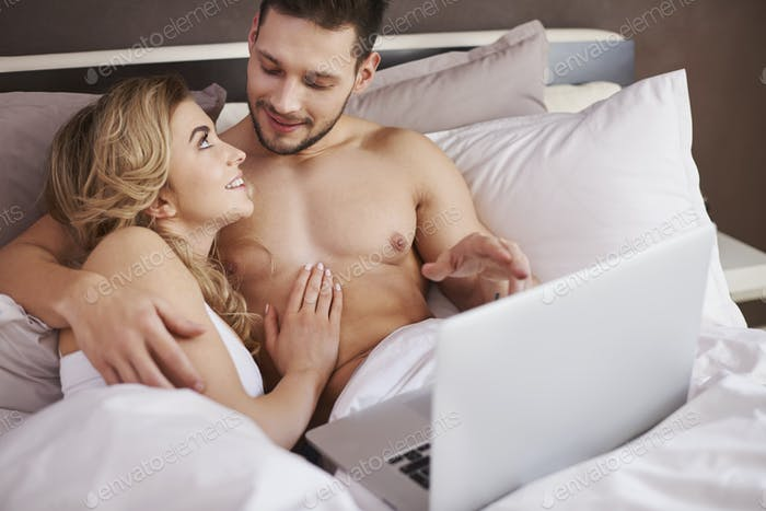 Genießen von schnellem Internet auch im Bett