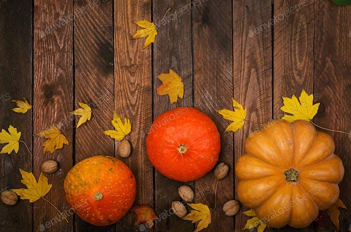 Thanksgiving-Hintergrund