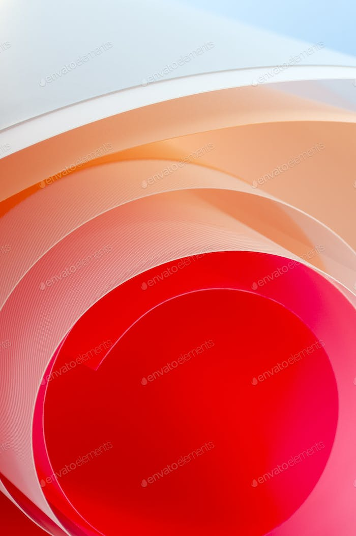 Abstract background photography in salmon shades.