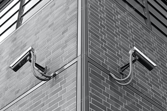 Symmetric Security Cameras