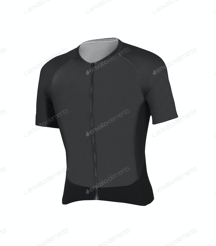 wetsuit isolated on white background