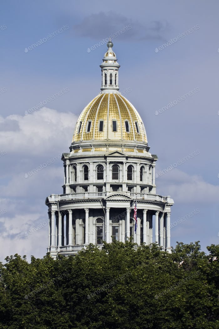 Denver, Colorado - State Capitol