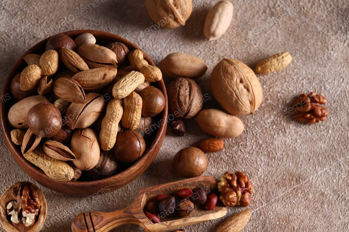 Assorted Nuts