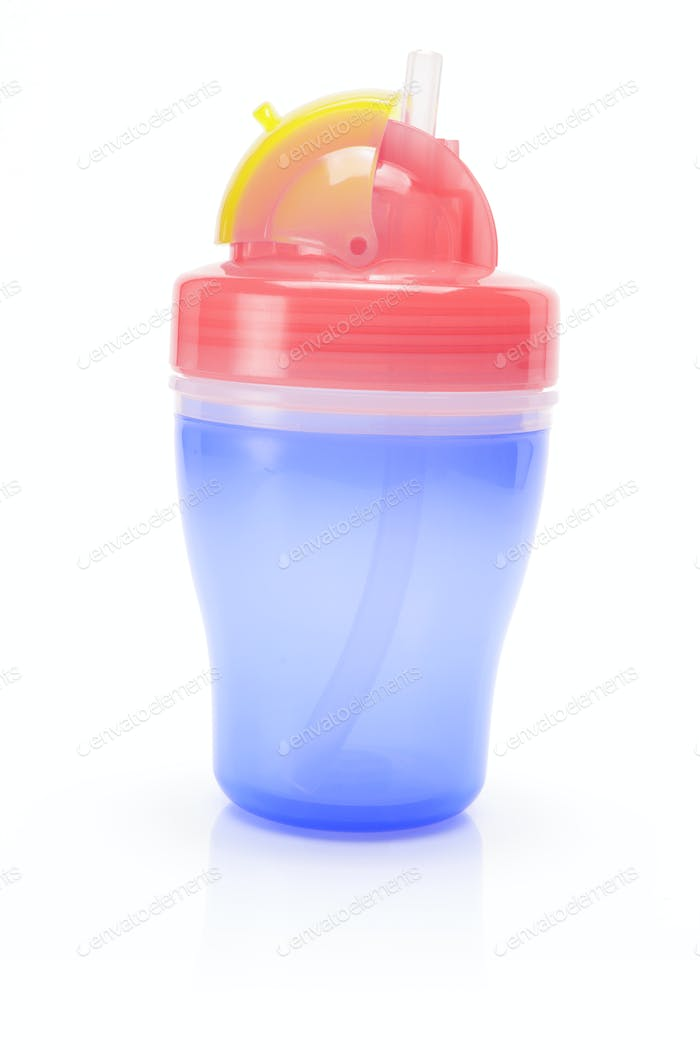 Baby Sucking Cup