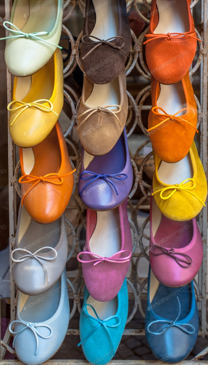 Colorful Italian Shoes