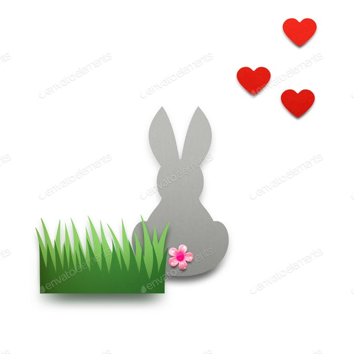 Some bunny loves you.