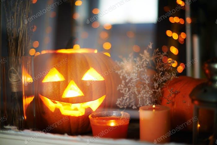 Halloween Stillleben