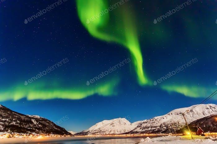 Aurora Lyngenfjord