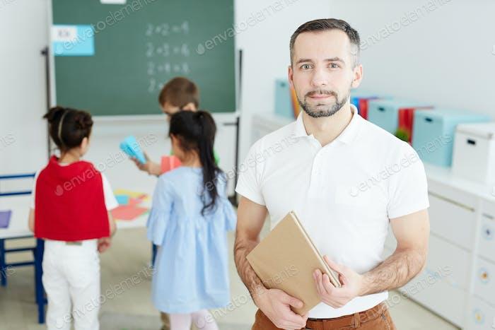 Teacher of secondary school