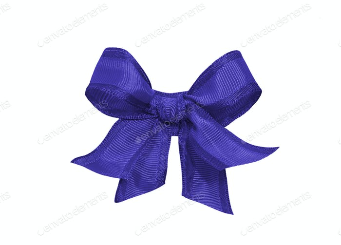Thumbnail for purple bow isolated