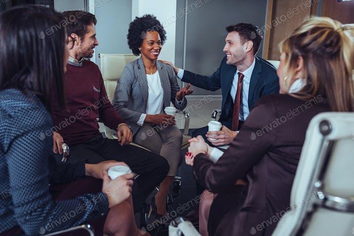 Diskussion über Karriereziele