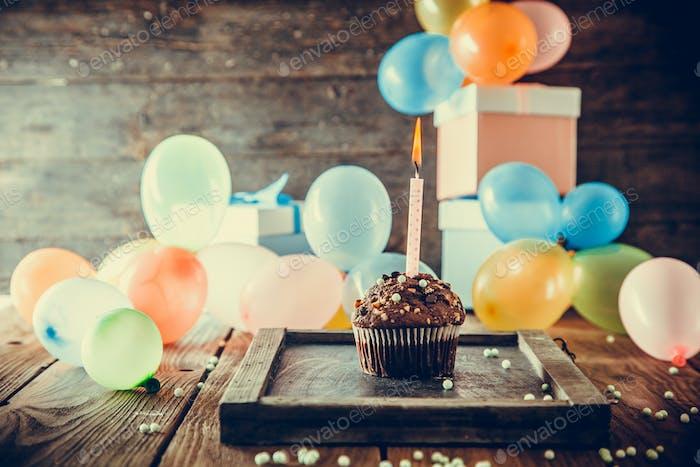 Birthday background