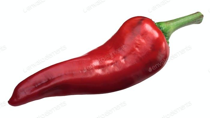 Dulce espana pepper, top, paths