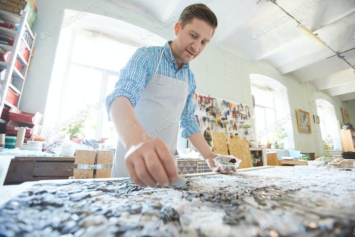 Master in workshop
