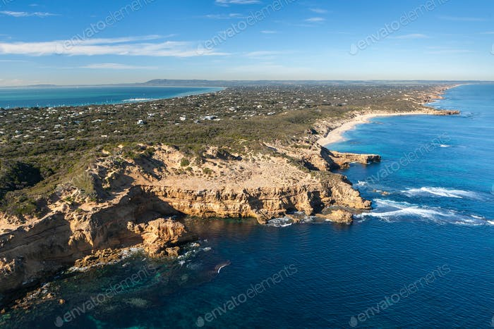 Coastal Aerial