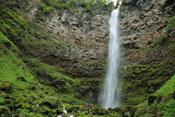 Watson Falls in Oregon