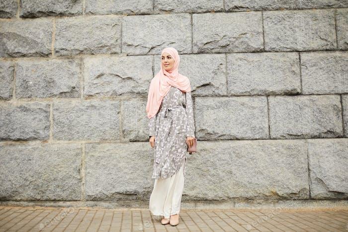 Stylish Arabian woman