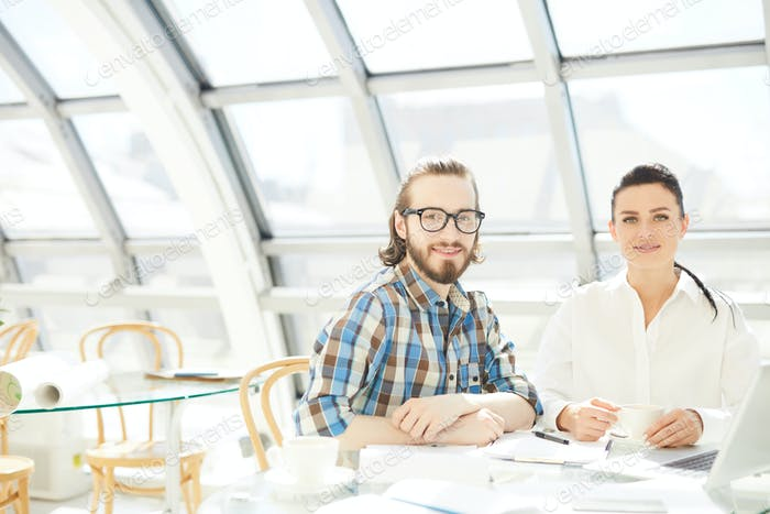 Creative employees