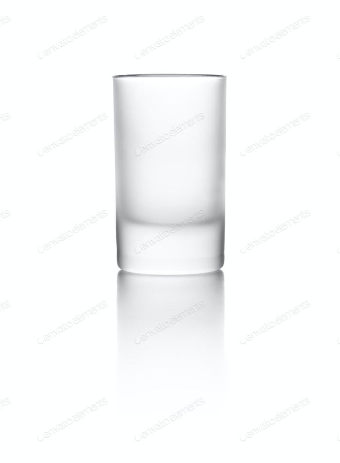 Glas Wodka