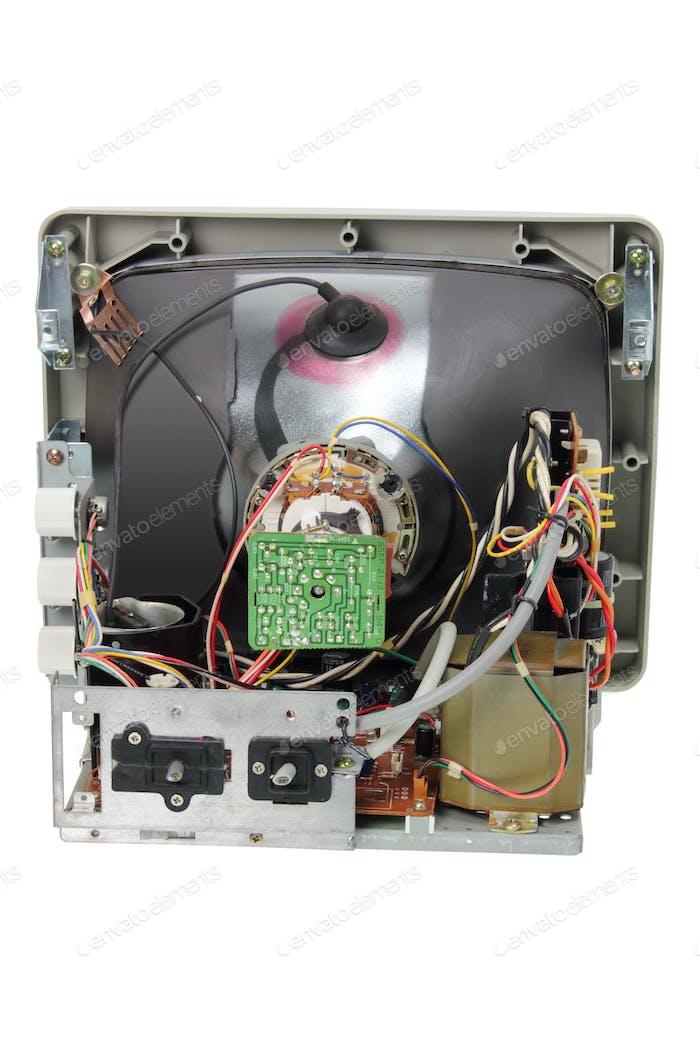 CRT Computer Monitor