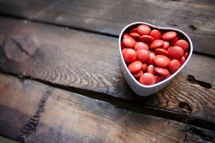 Gourmand love