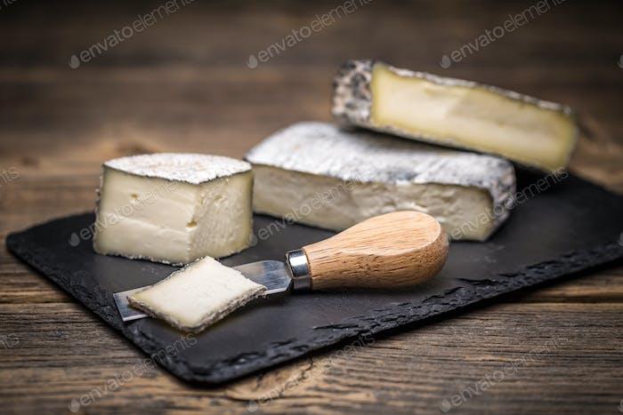 Brie cream cheese
