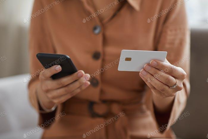 Pagar por teléfono en línea