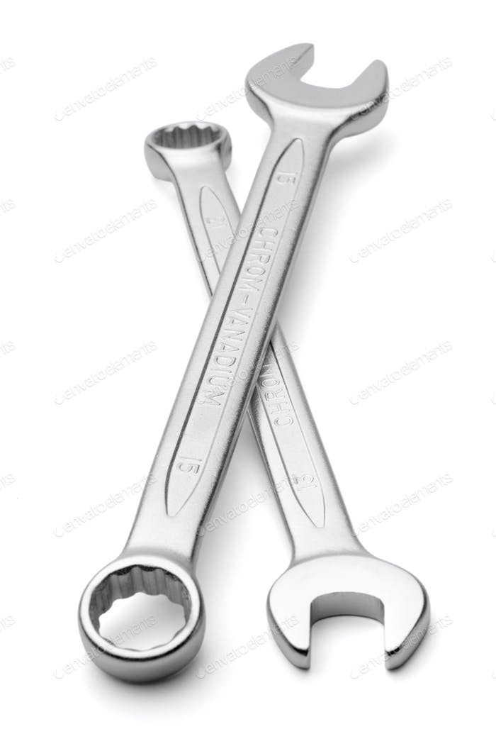 Pair of spanners